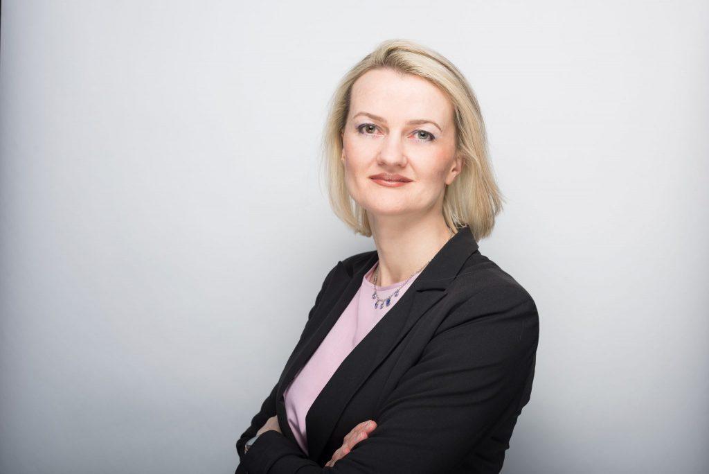 Ewa Ścierska, dyrektor departamentu cen transferowych ECDP