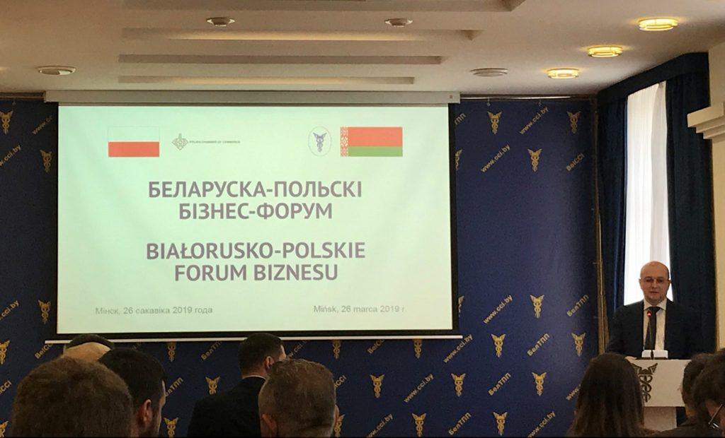 białorusko-polskie forum biznesu