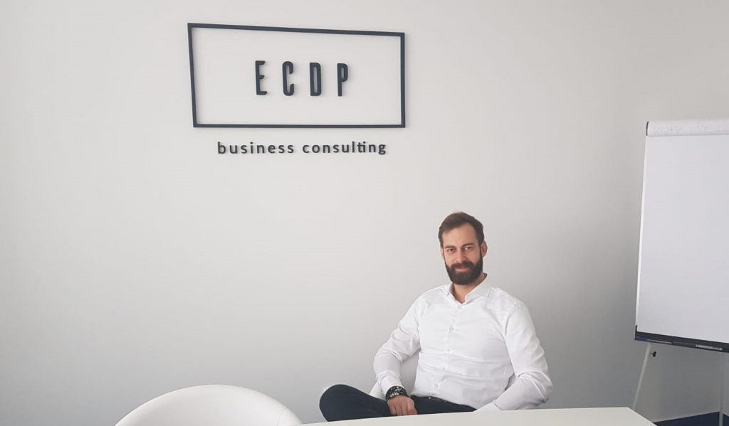 Branislav Gvozdiak ECDP