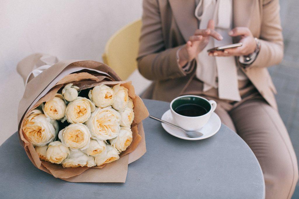 odliczenie zakupy kwiatów