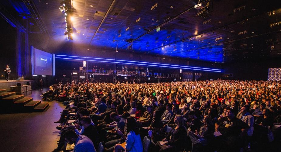 organizacja konferencji lub targów