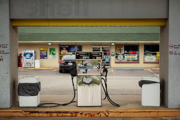 Sprzedaż gazu
